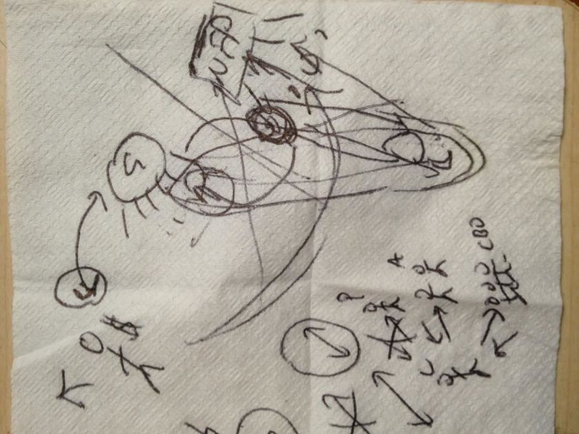 Bar Napkin Explanations: Lobbyist